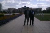 Sergio Tommasini & Said Messadi, Astana, Kazakstan