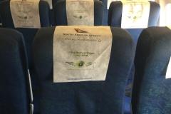 July 15, 2016 First Greenest African Flight