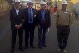 Olgiate-Olona, Italy, Biodiesel Plant (Flavio Abbondati, Sergio Tommasini, Luigi Frigerio, Milvio Avogadro)