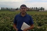 Iulian Bobe in Italy